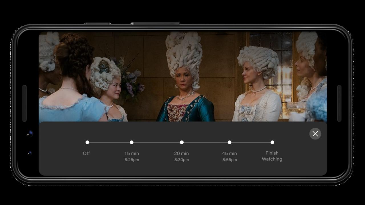 寝落ちしてもOK? Netflixが一部のユーザー向けに「タイマー機能」をテスト中
