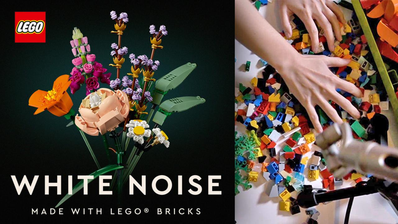 作業用BGMとしていいかも。LEGOのホワイトノイズを聞いたら嫌なことだって忘れられるかも