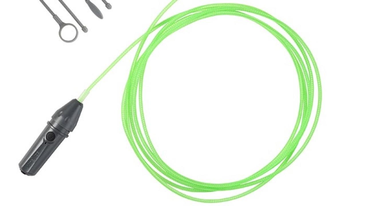 縄状の照明は自由度高し。充電式LED光ファイバー「ShineLine」で何でもゲーミング仕様にしよう