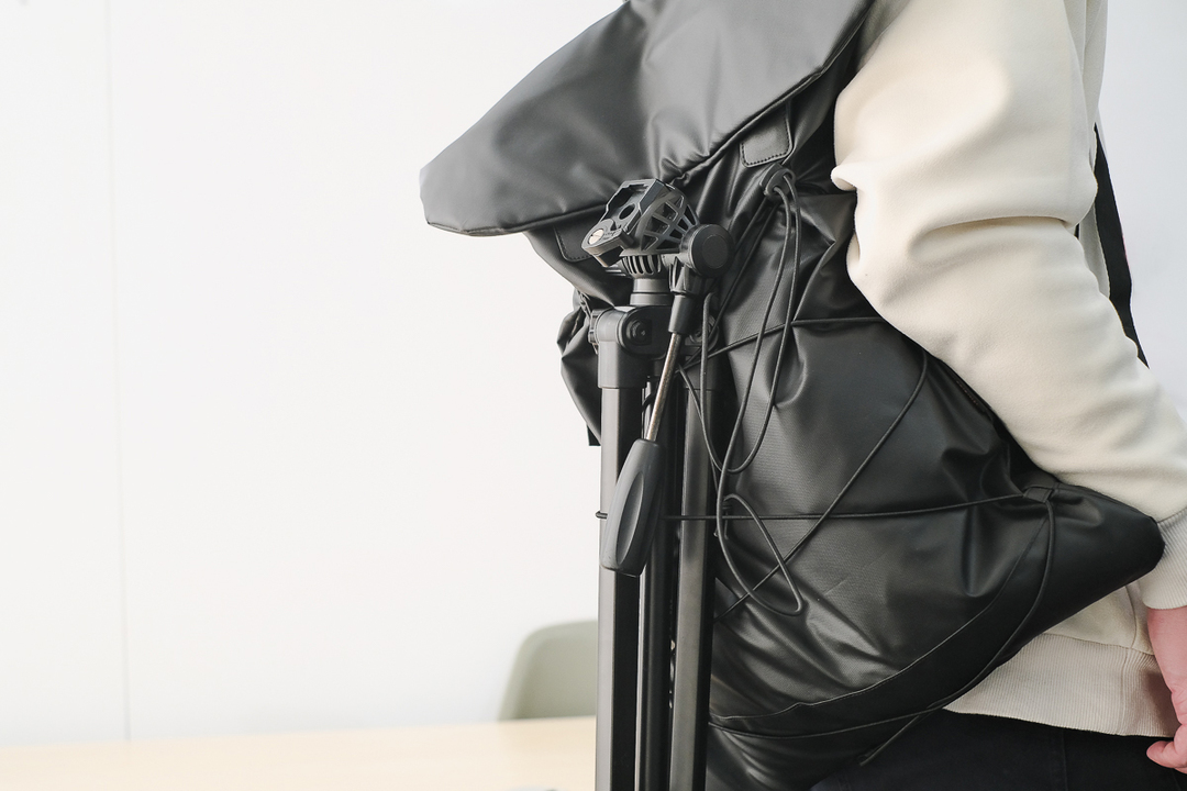 折り畳めて収納もコンパクト! 旅行やちょっとしたお出かけに良さげな薄型バックパックを使ってみた