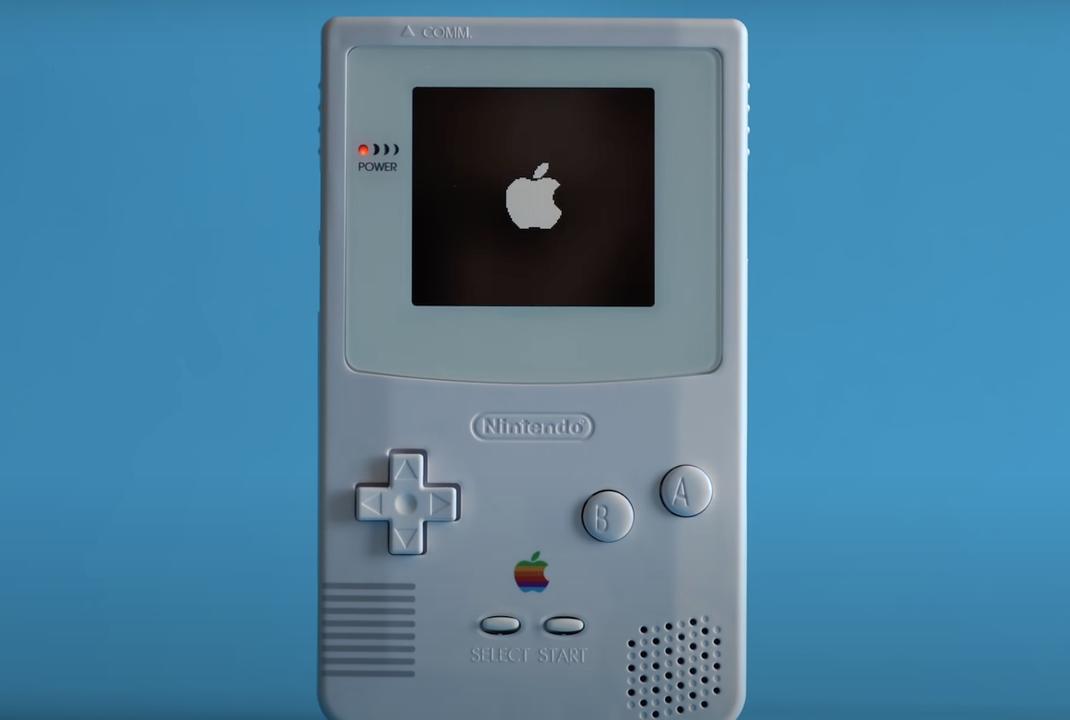 Apple TVリモコンとゲームボーイカラーの魅惑の融合。夢の改造動画