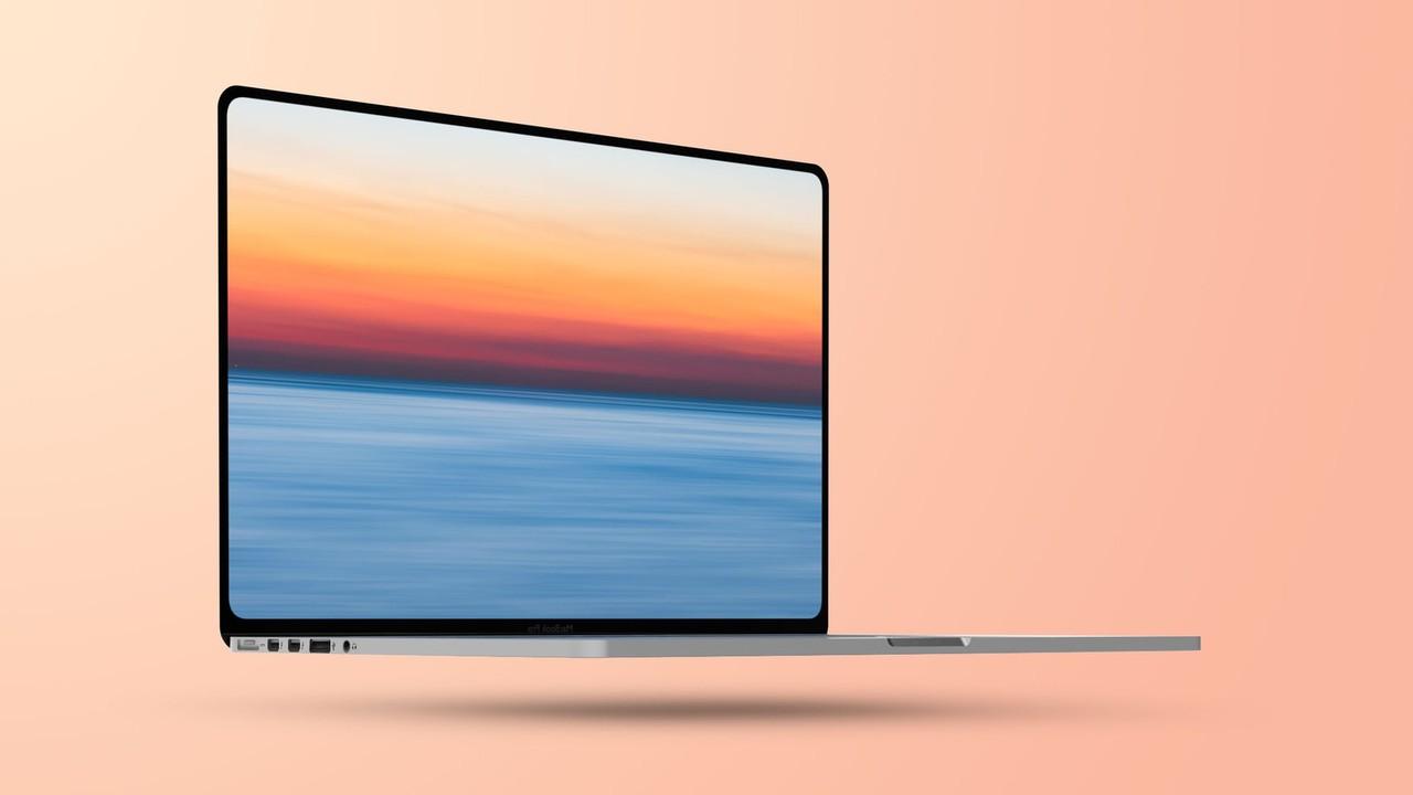 次期MacBook ProはiPhone 12風のデザインになるとアナリスト報告