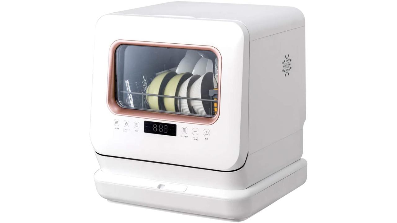2万円台で買える、工事の要らない「置き型食洗機」。ジェネリック家電大賞のマクスゼン製です