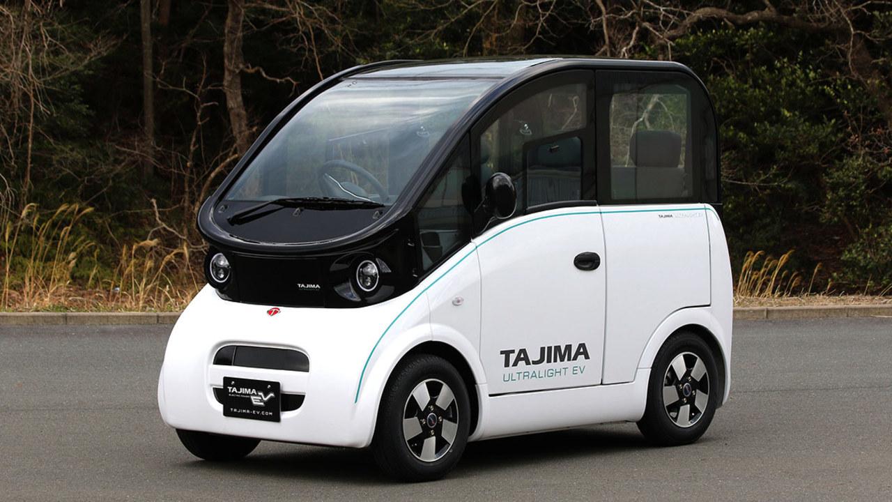 新会社は「出光タジマEV」。出光がタジマモーターと4人乗り超小型EVを開発