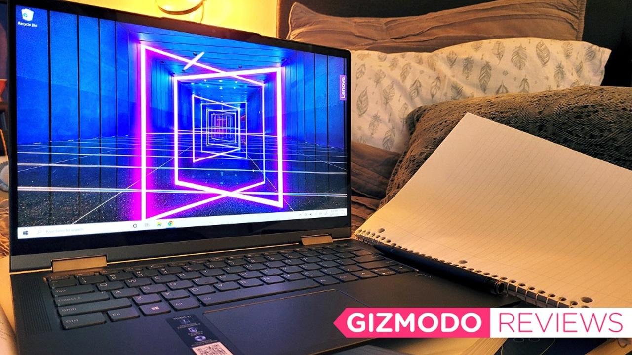 非の打ちどころがない2 in 1。Lenovo Yoga 7iレビュー
