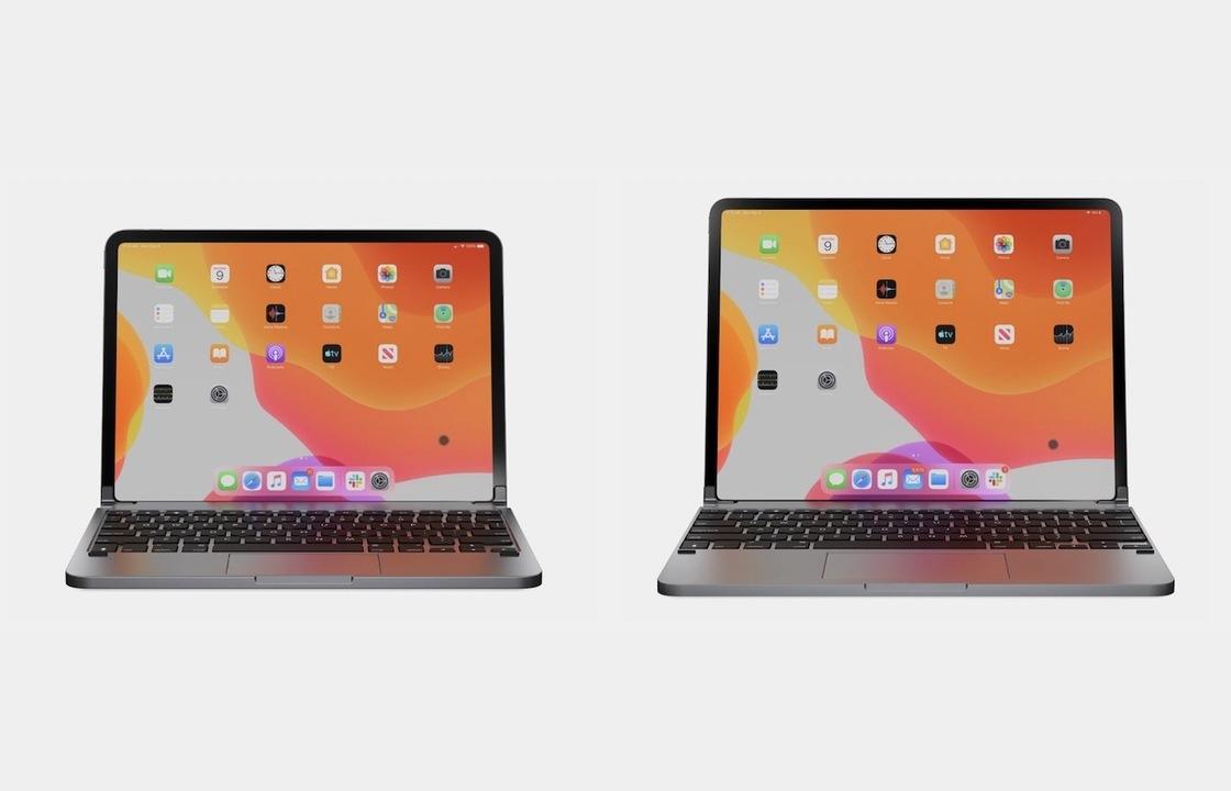 iPad ProをPC化するBrydgeのキット、マルチタッチに対応へ