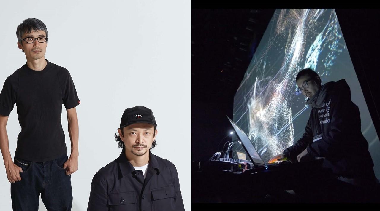 NANO MUTEK、Daito ManabeとSatoshi Horiiによる4K、立体音響のアーカイブを再体験