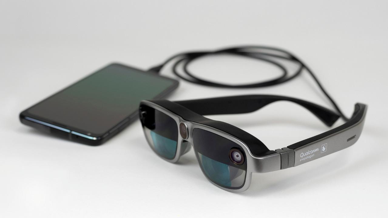 Qualcommの新ARヘッドセットデザインでAR業界促進に期待