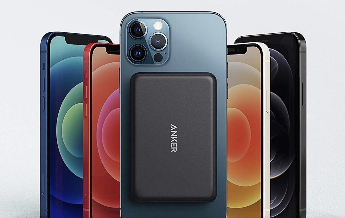 iPhone 12にピタッと充電。ついにAnkerからMagSafe対応モバイルバッテリー登場
