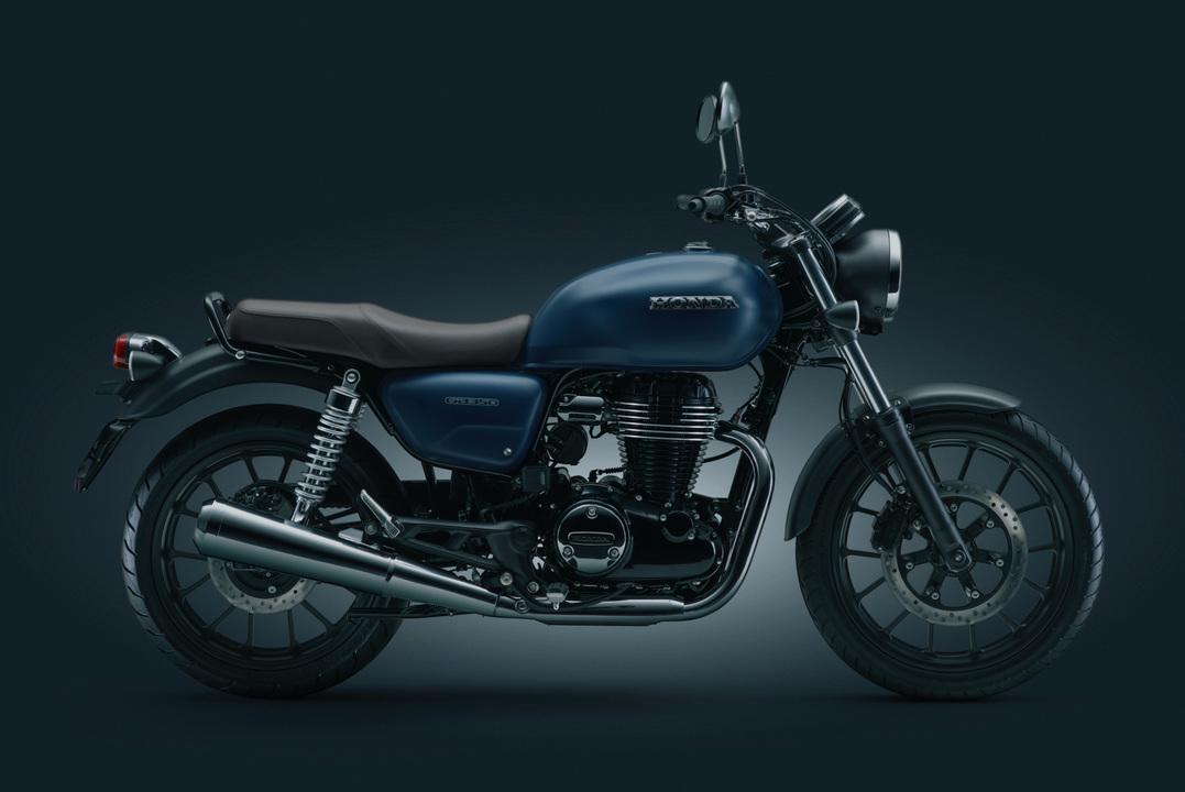日本販売間近か。インド生まれのホンダ「GB350」ティザー公開