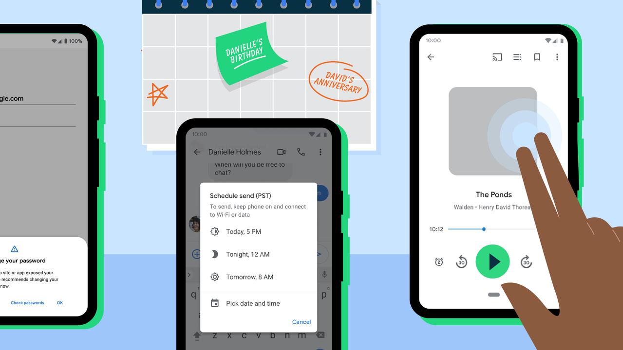 Google マップのダークモードとAndroidの便利機能、今日からロールアウト開始