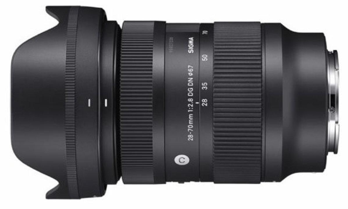 最小最軽量、470gの大三元ズーム。SIGMA「28-70mm F2.8 DG DN   Contemporary」が発表