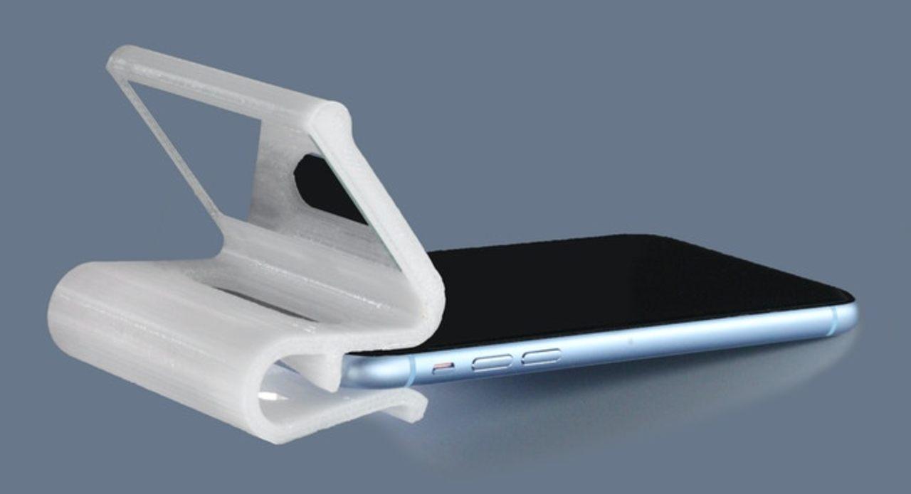 鏡を付けるだけ。iPhoneの顔認証機能を利用した3Dスキャン用アタッチメント「ScanMira」