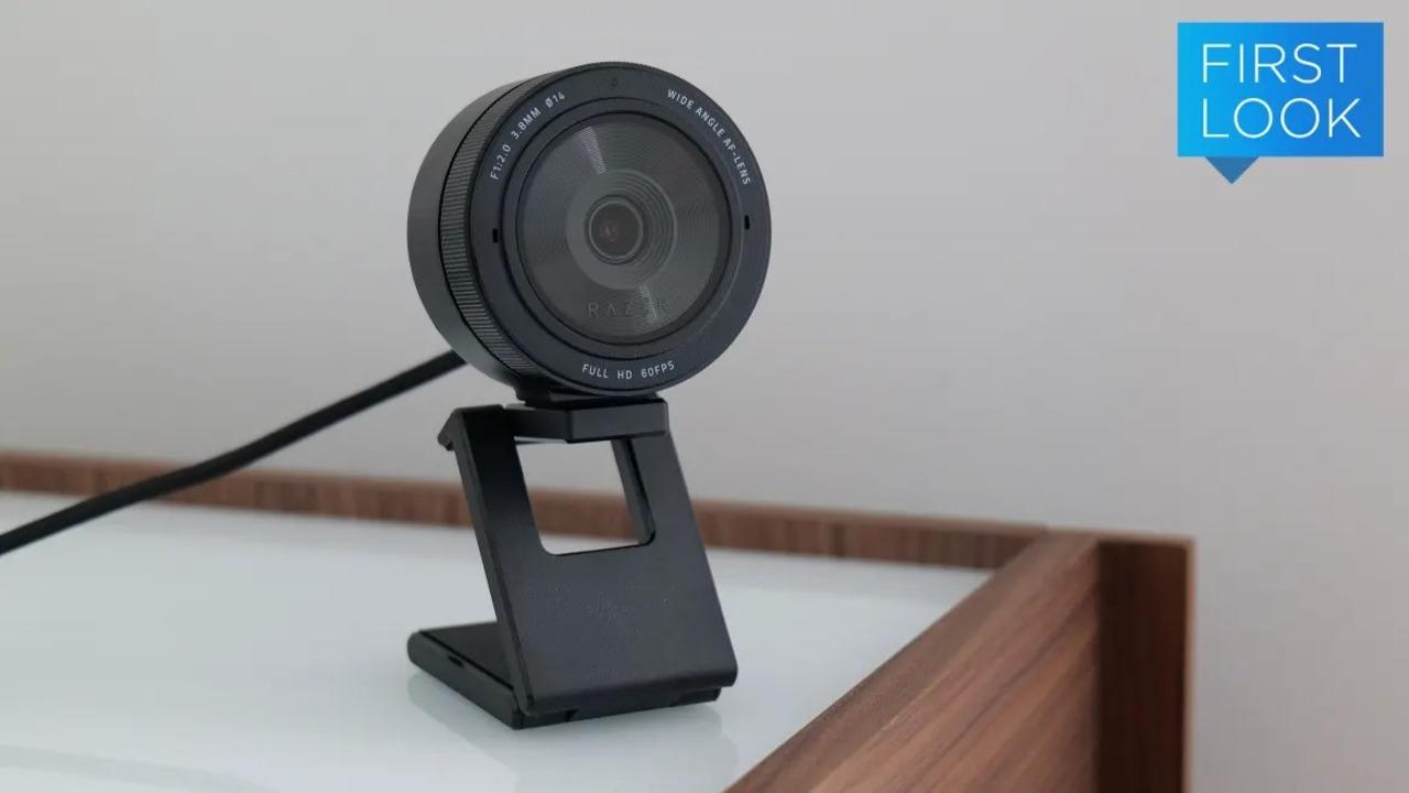 暗い部屋でもいい感じに撮ってくれるウェブカメラ。Razerの「KiyoPro」ファーストルック。