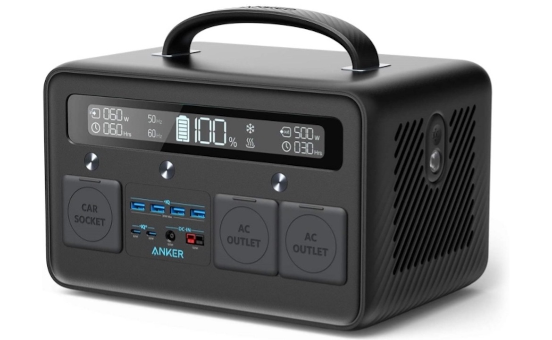 無敵感。21万6000mAhのモバイル電源「Anker PowerHouse II 800」はAC出力対応