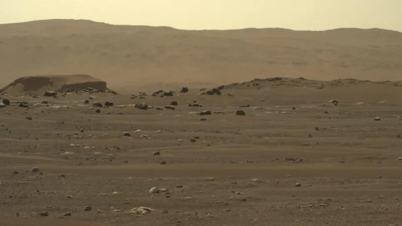 パーサヴィアランス頑張ってる! 火星のスゴい新画像16選