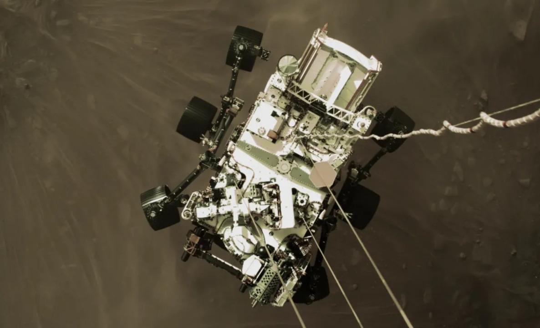 NASAの火星探査機パーサヴィアランスを支えるのは、1990年代に作られたMac用プロセッサだった