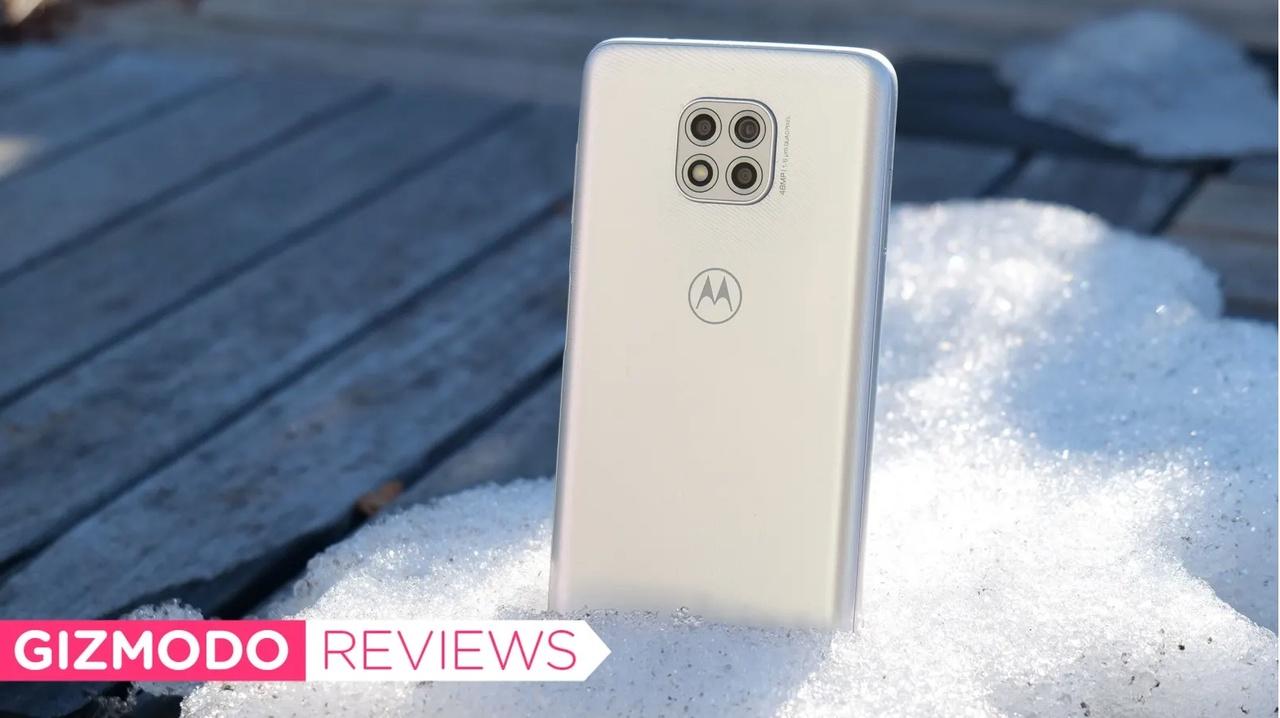 Moto G Powerレビュー:格安スマホなのにバッテリーの持ちがすごい!