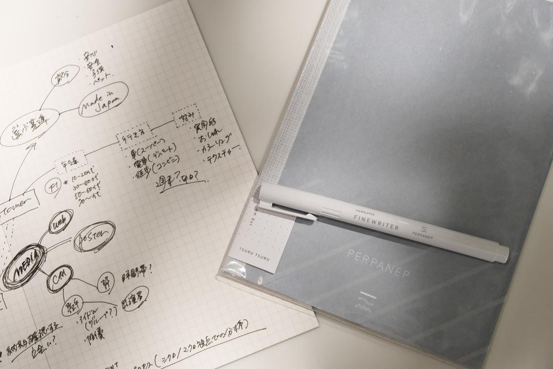 紙とペンの相性を考えたことはありますか? コクヨが最適な組み合わせを教えてくれます