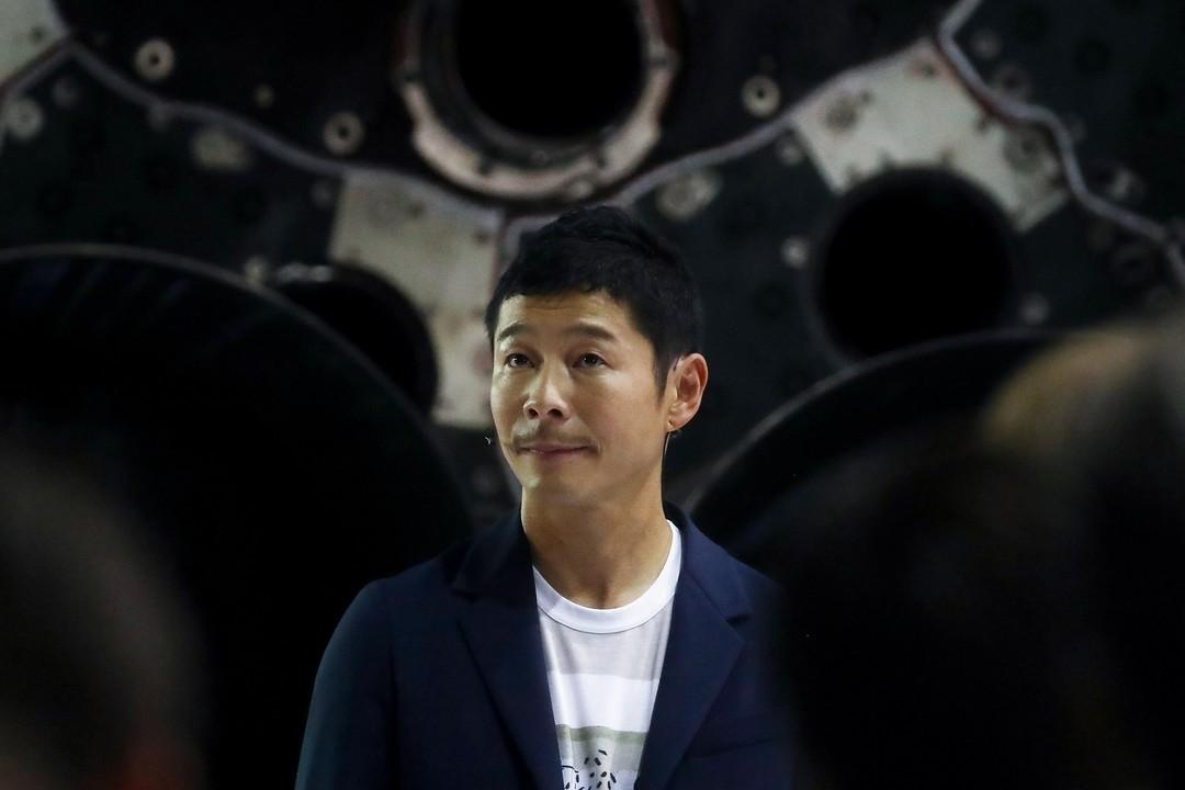 前澤さん、宇宙旅行に8名様ご招待
