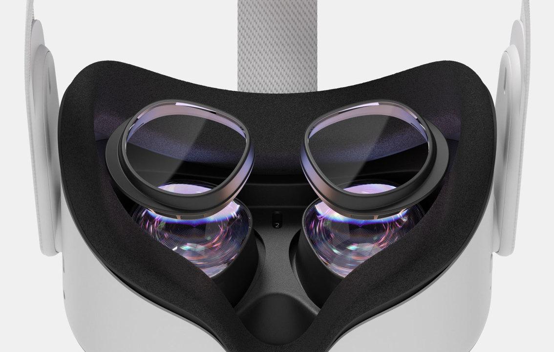Oculus Quest 2用メガネレンズが公式サイトから買えるようになったよ!