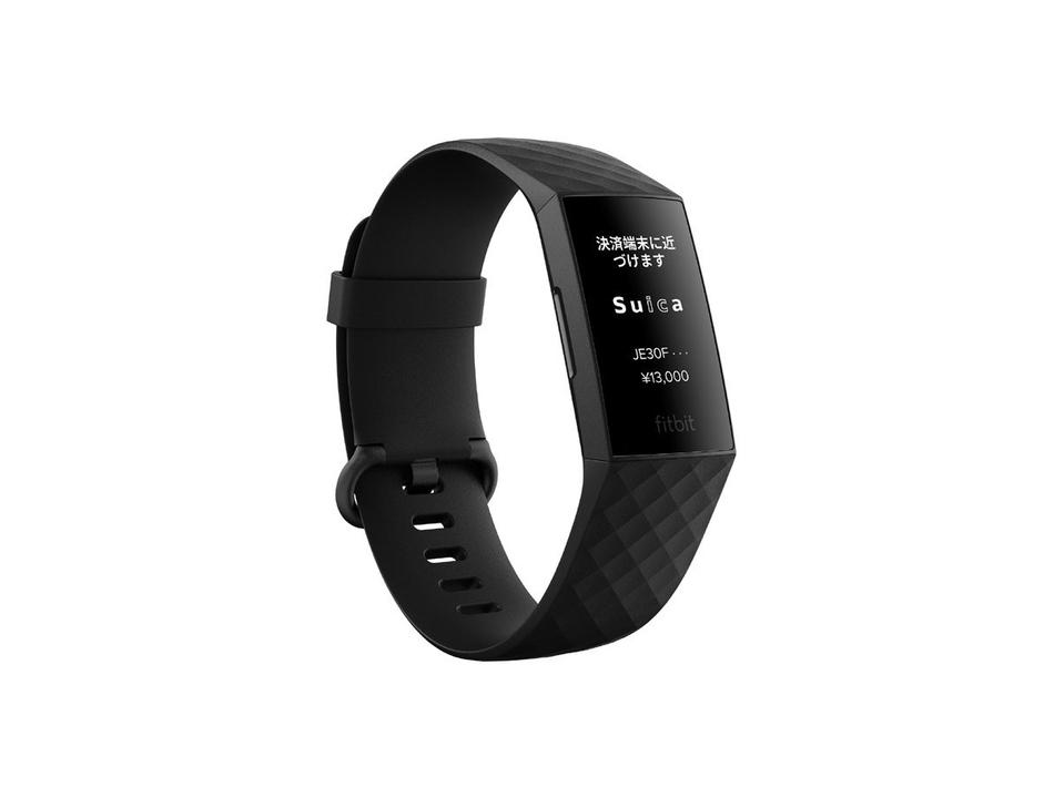 Suica対応フィットネストラッカー「Fitbit charge4」が発売! その他の機種も年内Suica対応に