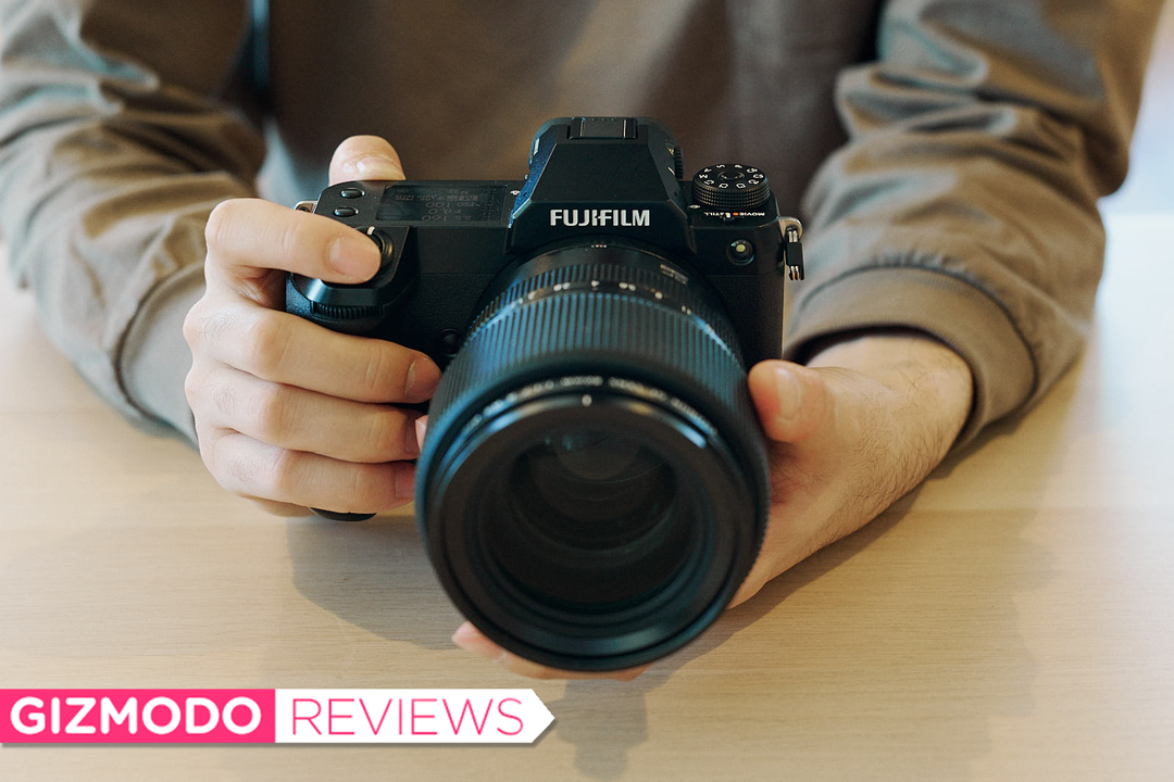 ぼくらが次に買うべきは中判デジタルカメラ?「GFX100S」を手に考えてみた