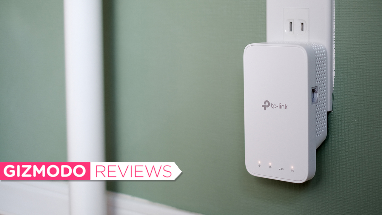 Wi-Fiが届かない部屋には「中継器」が効く。初めてでも一瞬でセットアップできた!
