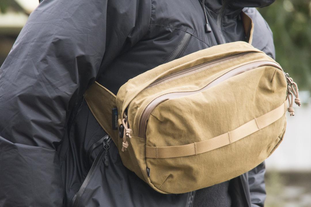 これぞ理想のサイズと使い勝手! カリマーの2WAYバッグ、タフなうえにカスタマイズ可能