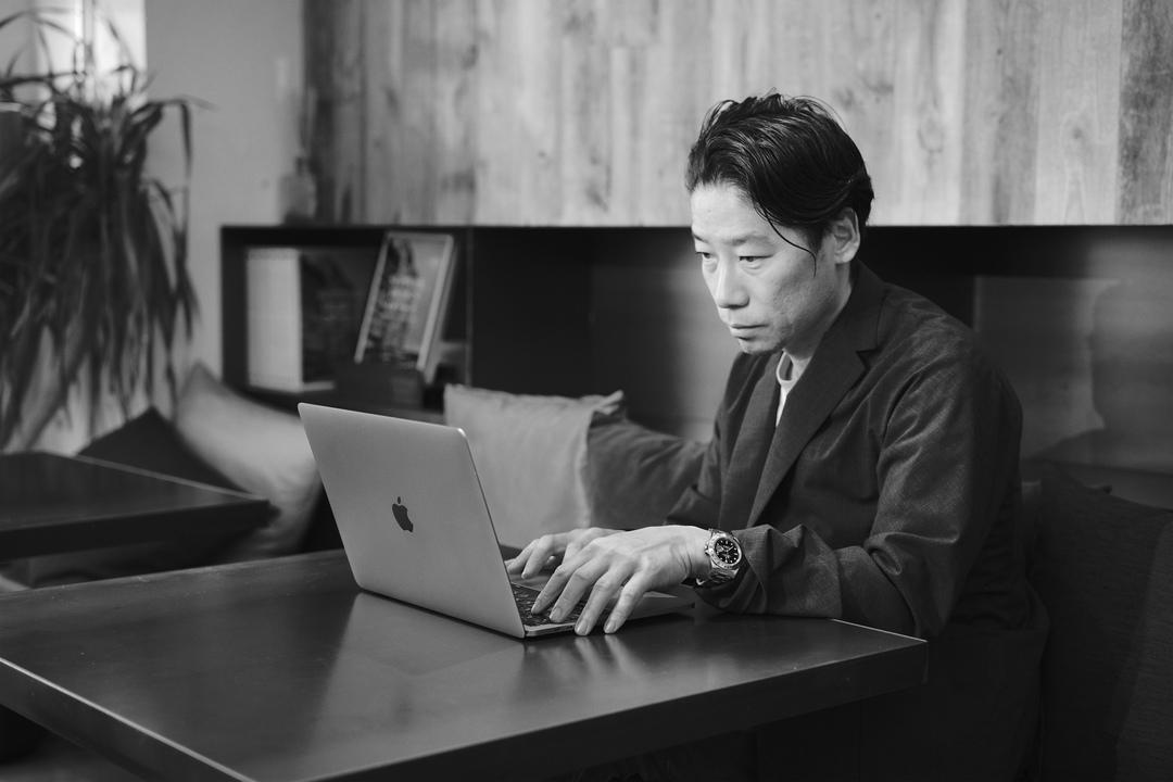 "Macの向こうから""建築""と""仕事""を変える建築家・谷尻誠さん"