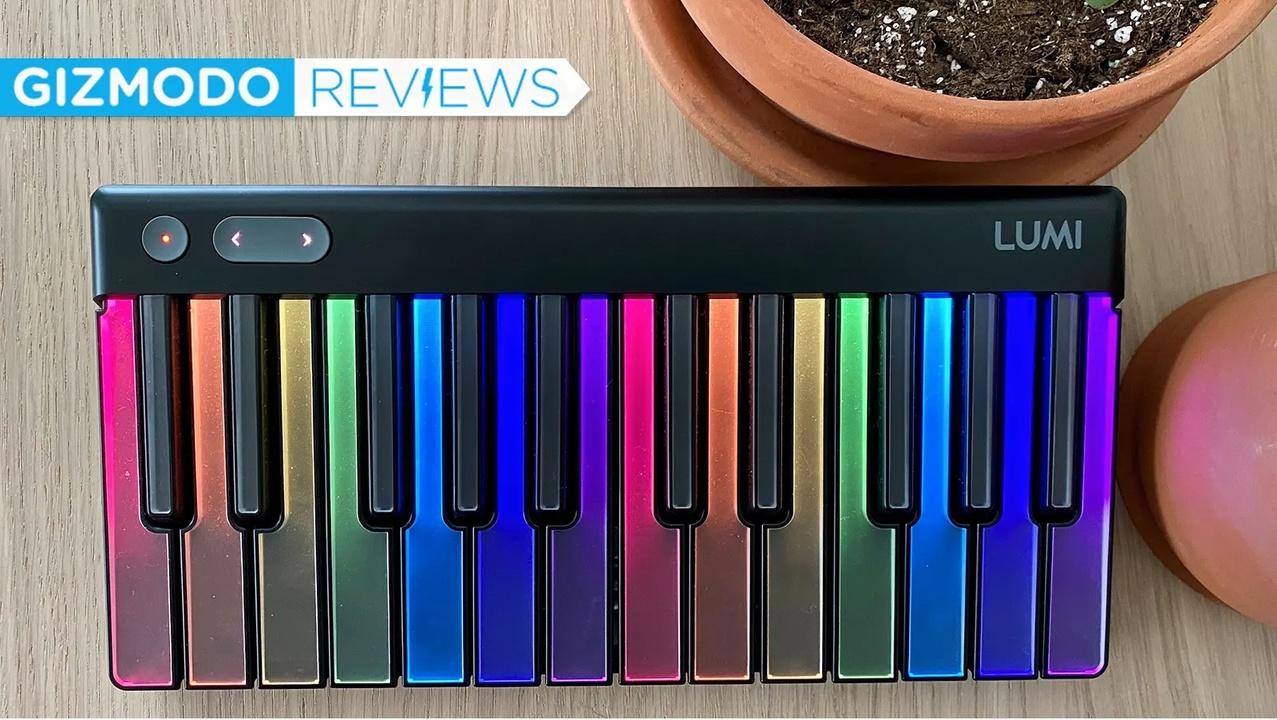 Lumi Keysレビュー:本格的なピアノがなくても、楽しく曲を弾けるようにしてくれる1台!