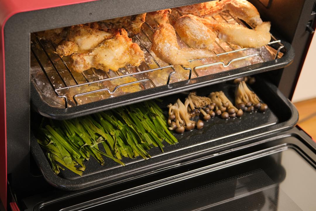 料理できない人の最終兵器。最新調理家電「ウォーターオーブン」で料理の敷居は確実に下がる