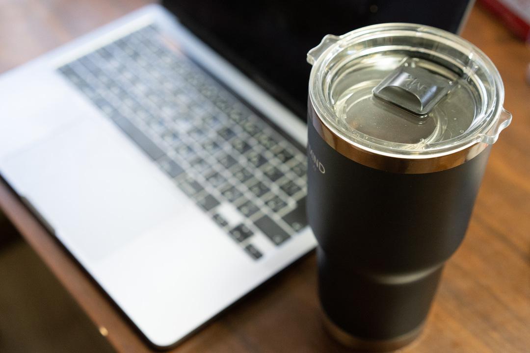 水出しコーヒーを手軽に作れるタンブラー「Mastermind」で作ってみた