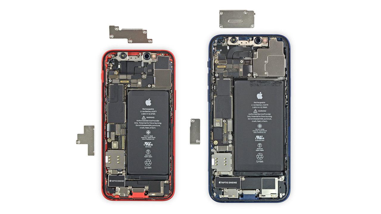 iPhone 13(仮)ではバッテリー容量がでかくなるかも?