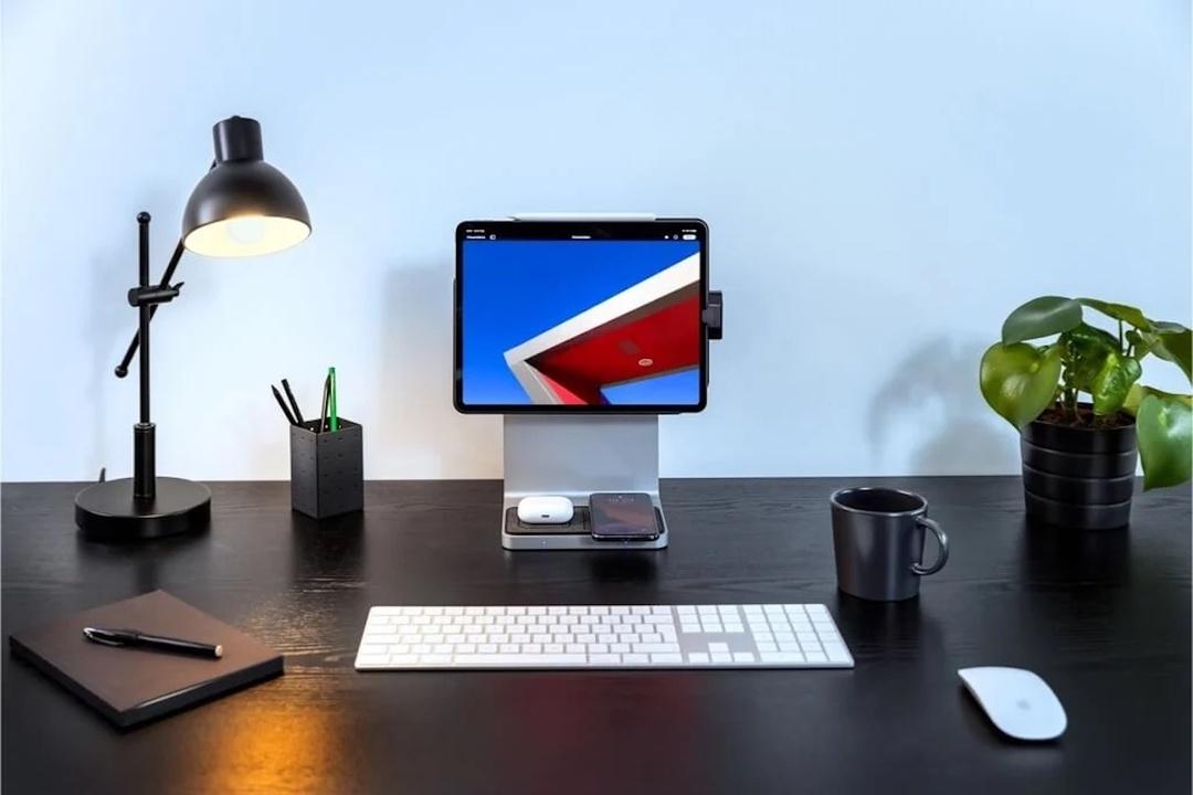 iPad Proを「ミニiMac」にする高機能スタンド