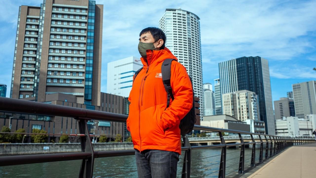 カリマーの「全天候型ジャケット」が雨の多い春先にぴったり。レインウェア級の防水性の高さ!