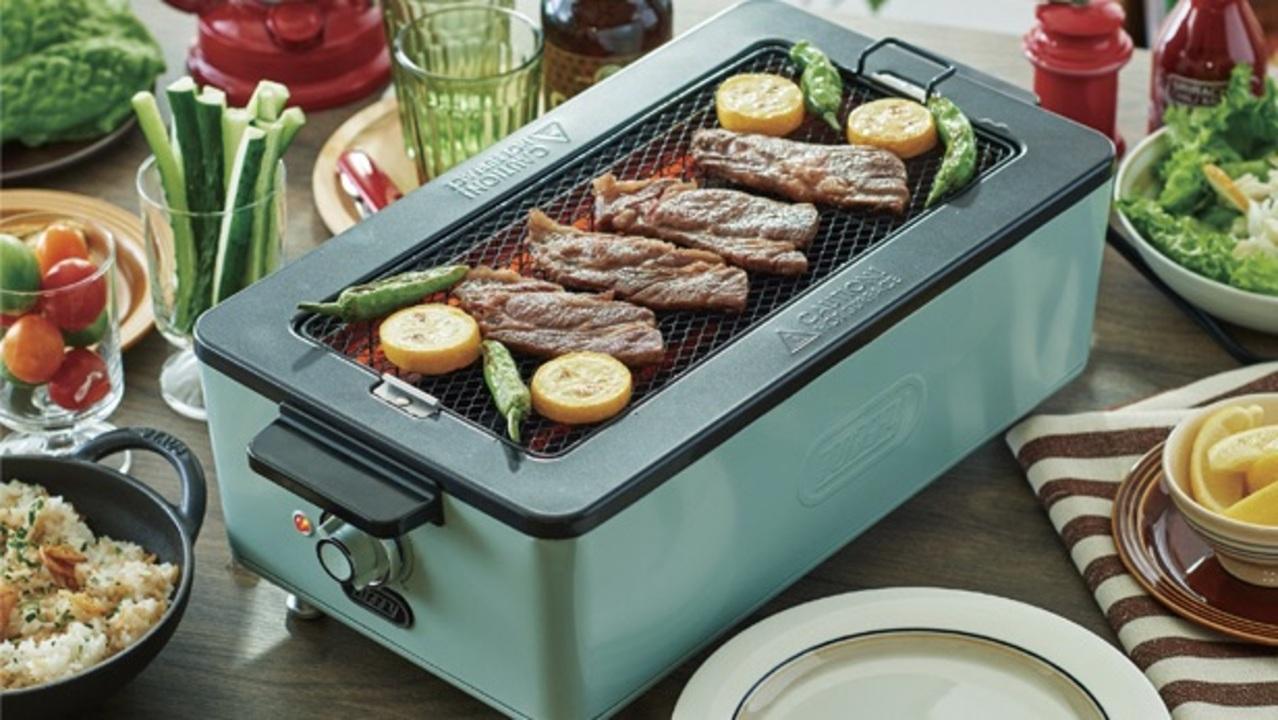 自宅で焼き肉! ビックリするほど煙が出ない「スモークレス焼肉ロースター」