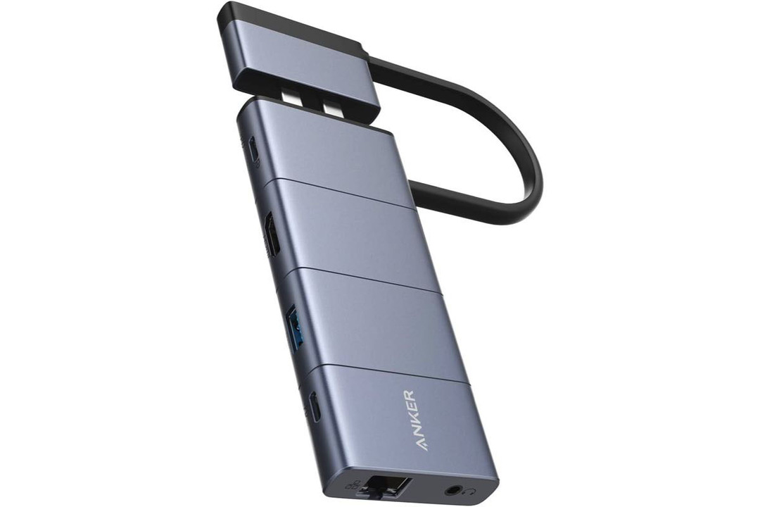 Ankerの新作USBハブは分離式で耐久性が高そう