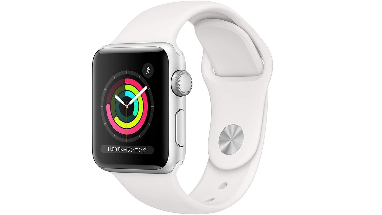 【Amazon新生活セール】新生活に選びたい・贈りたい。Apple Watchは2万円から選べます