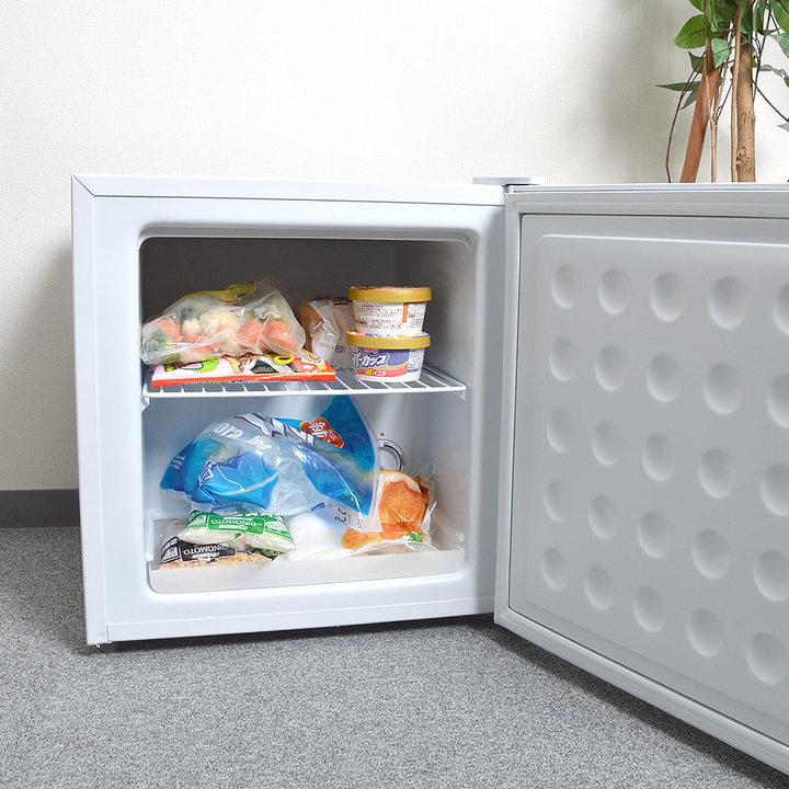40Lの「ちょい足し冷凍庫」で冷凍食品のローリングストックをしよう