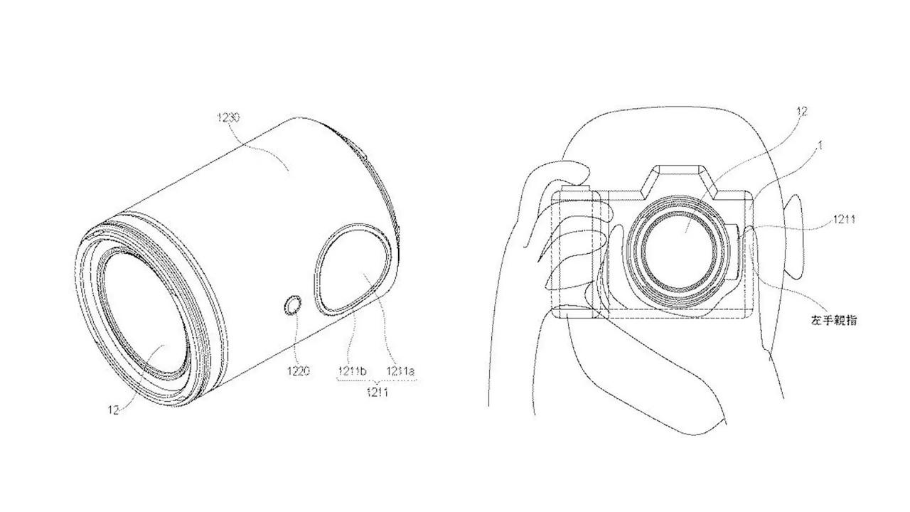 キヤノン攻めてる。レンズのフォーカスリングをなくす特許