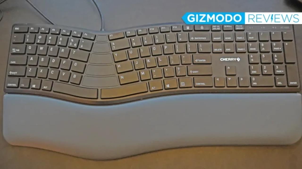 安くてもCherryクオリティ。45ドルのキーボードが好感触