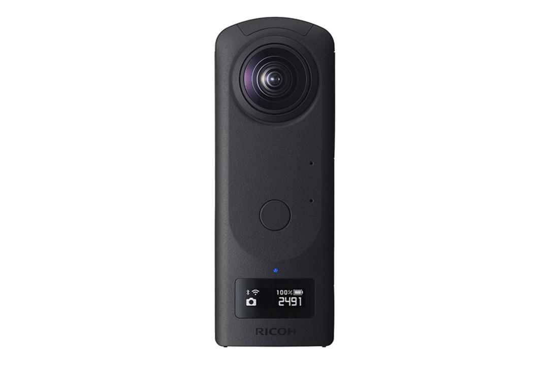 リコー「Theta Z1 51GB」発表。ストレージ容量がもりっと増えた360度カメラ