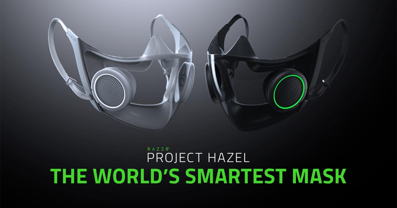 Razer、CESで発表した光るマスクの実現に本気だった(やっぱりね)