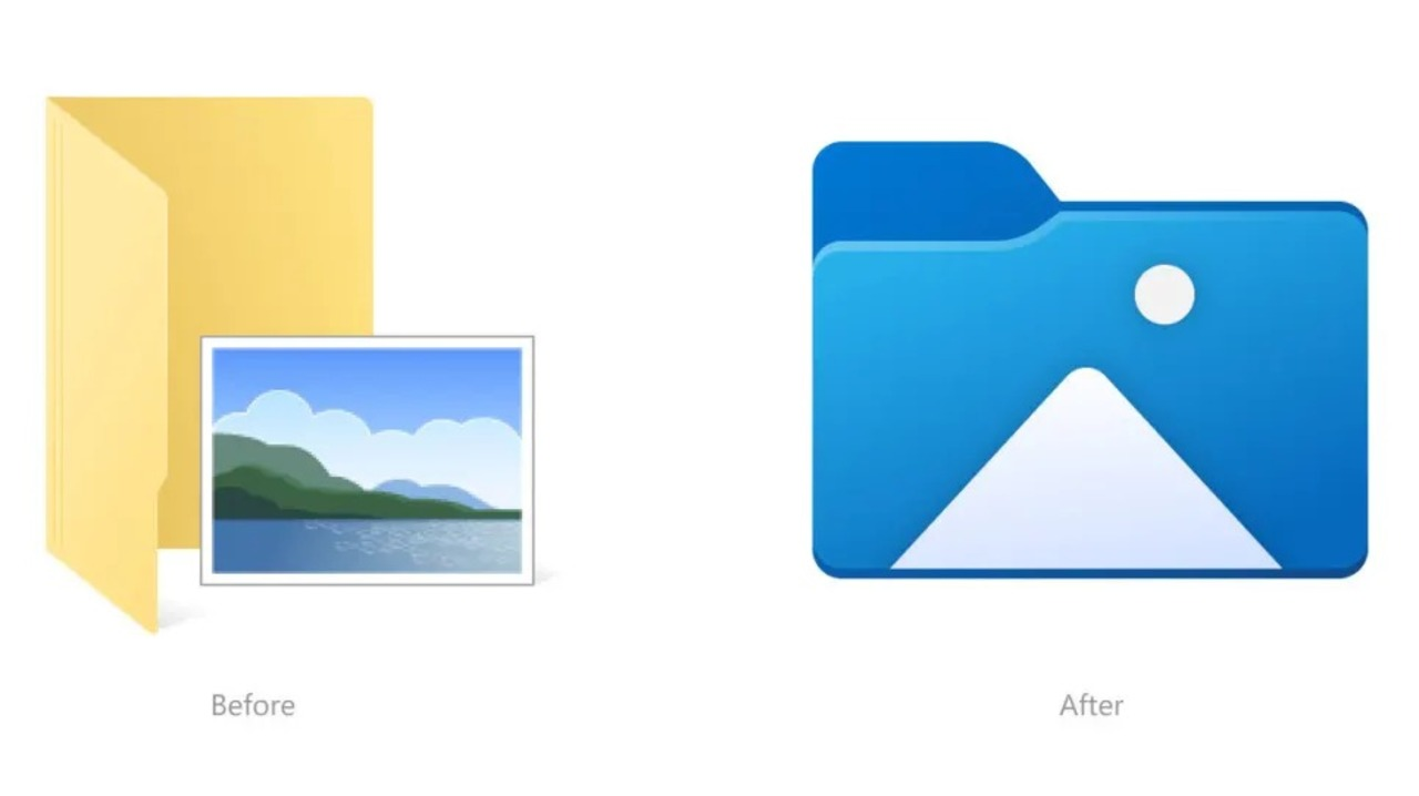 Windows 10アイコンの新デザイン、なんだかなぁ…。