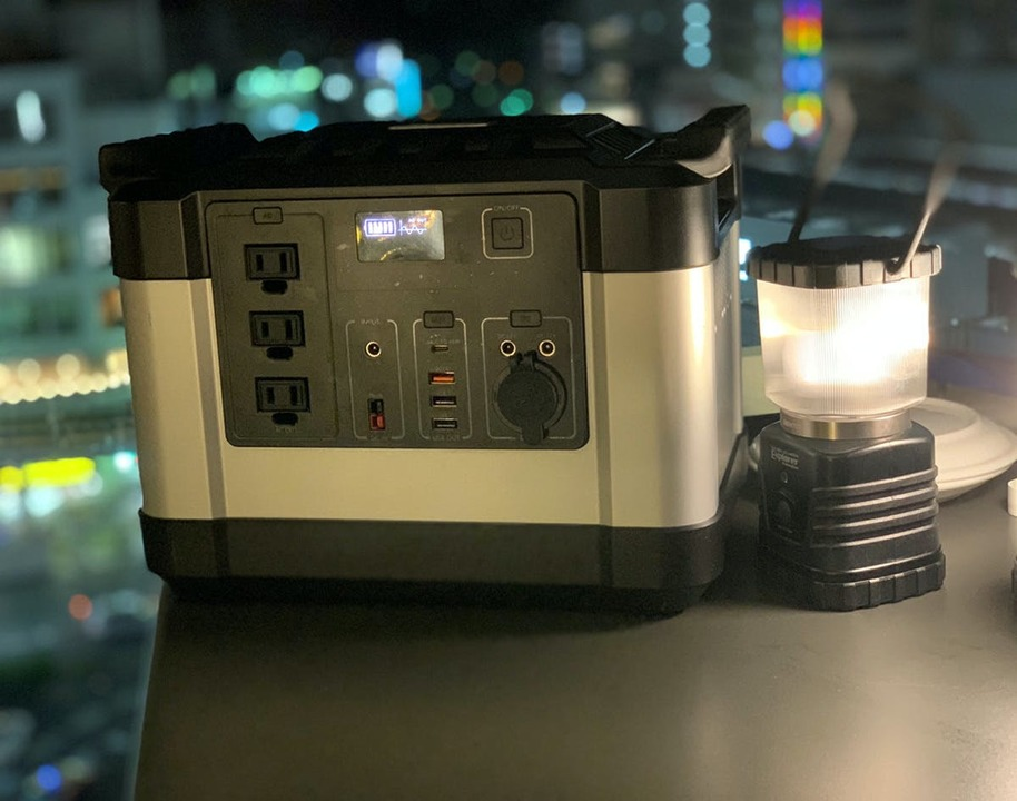 好評につき再登場! アウトドアや防災に役立つ高出力大容量のポータブル電源「G1000」