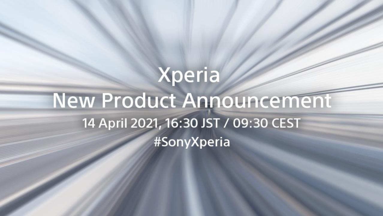見逃せない!Xperiaシリーズの新製品は4月16日発表です