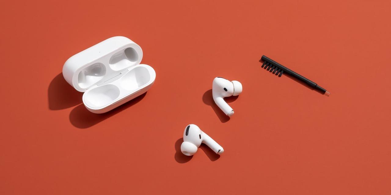 イヤホン・ヘッドホンの賢い掃除法教えます。AirPodsなどから皮脂や耳垢を撃退