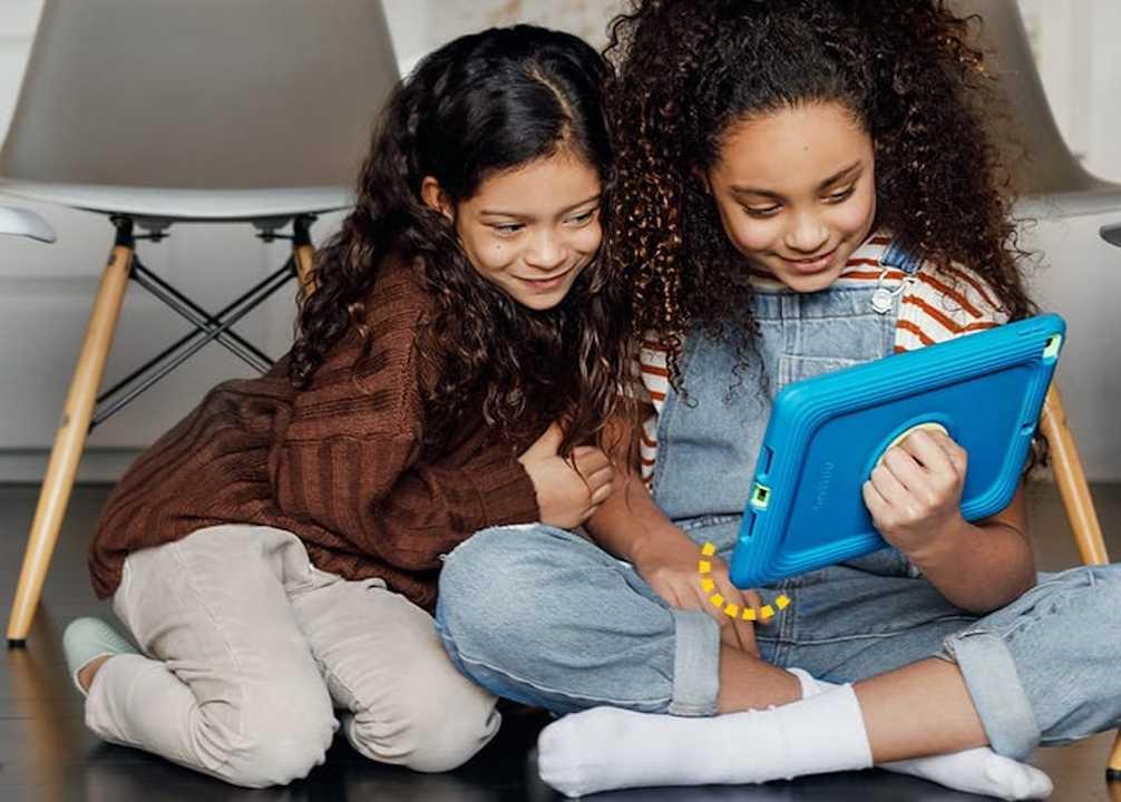 子どもからiPadを全力で守るケース