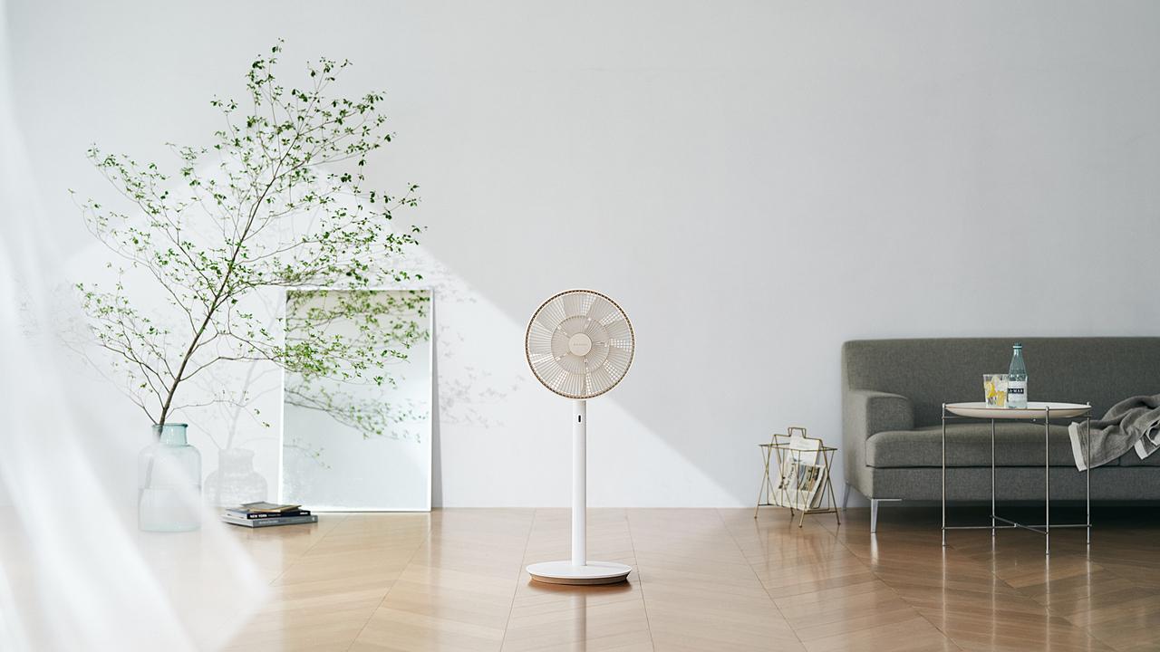 自然界の風ことバルミューダの「The GreenFan」、今年度は本日から発売開始